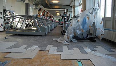 Der Spezialist Fur Die Entwicklung Von Trittschalldammenden Unterbodensystemen Unifloor Gmbh