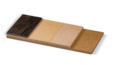 Schnelle und stabile Lastverteilschicht für alle Arten von Fußbodenheizungen Bodensystem für die schnelle Verklebung von Teppichböden, Linoleum und Designböden